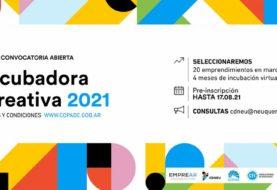 COPADE lanzó el programa Incubadora Creativa 2021