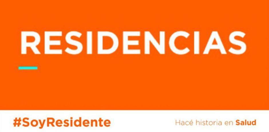 "Residencias 2021: ""Elegí Neuquén para formarte"""