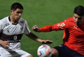 Independiente empató con Platense y es líder del torneo junto a Racing