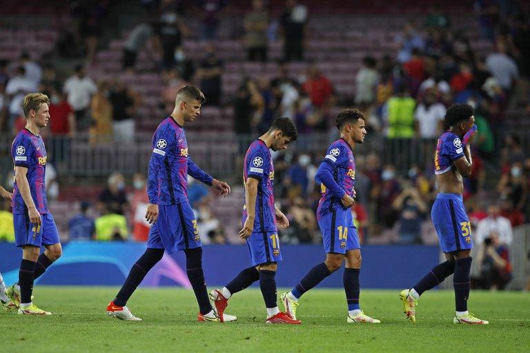 El Bayern Múnich goleó al Barcelona y expuso todas sus falencias en la Champions League