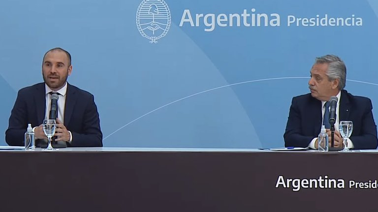 Guzmán defendió su gestión al lado de Alberto Fernández en medio de la presión K para que se vaya del gabinete