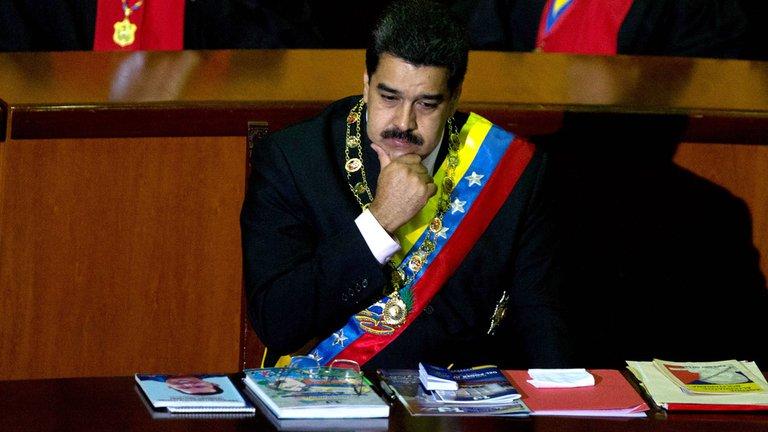 Estados Unidos designó a Venezuela como país de tránsito y producción de drogas