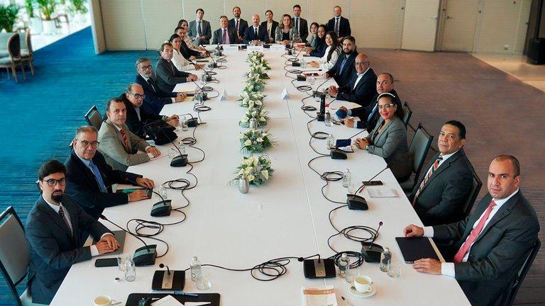 La oposición de Venezuela rechazó la propuesta de incorporar a Alex Saab como representante del régimen de Maduro al proceso de diálogo