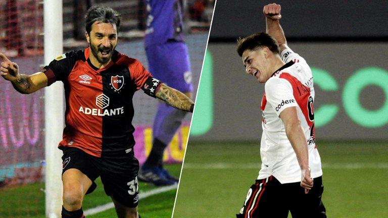 Con la vuelta de sus figuras, River Plate intentará quedar a tiro de la punta en su visita a Newell's: hora, TV y formaciones