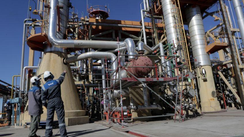 YPF invierte en Mendoza para una producción de naftas más sustentables