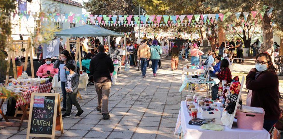 Este fin de semana vuelve la Feria Germinar a la ex U9
