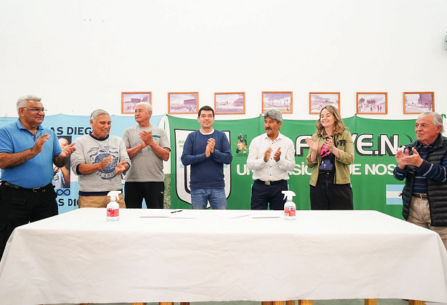 AFUVEN sigue creciendo de la mano de la Legislatura de Neuquén