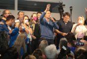 """Omar Gutiérrez, tras el triunfo del oficialismo en la ciudad de Neuquén: """"Vamos a defender la provincia más juntos que nunca"""""""