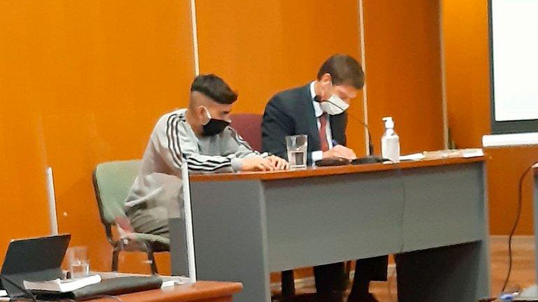Pidieron 17 años de prisión para el hijo de uno de Los Nocheros, acusado por violación