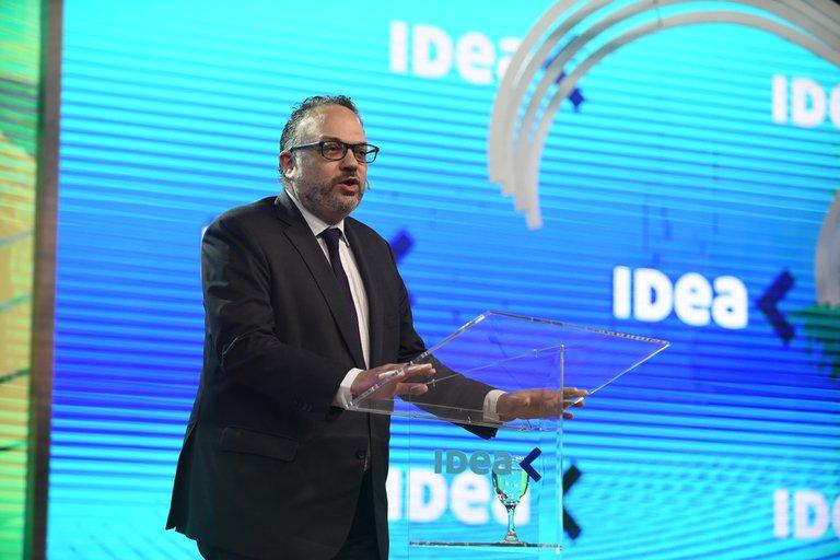 """Coloquio de Idea: El Gobierno Nacional reconoció un impacto """"durísimo"""" de la inflación y dijo que el congelamiento de precios es """"una tregua para los salarios"""""""