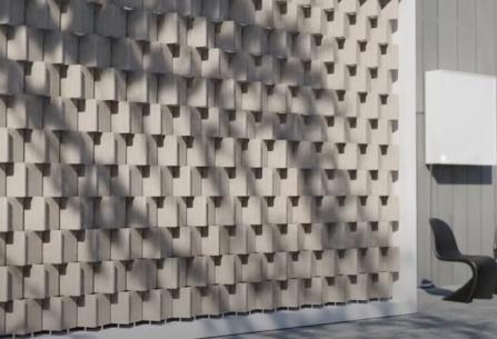 Ninguna casa sin su pared eólica: este concepto quiere aportar energía limpia a todos los hogares y vehículos eléctricos