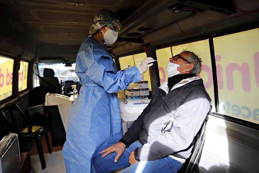 Coronavirus en la Argentina: se sumaron 35 muertos y 1314 nuevos contagios